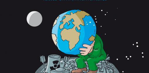 """Couverture du livre """"Prise de Terre"""""""