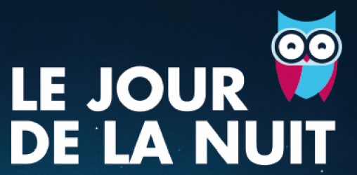 Logo du Jour de la Nuit