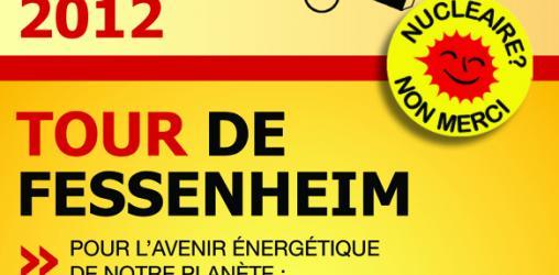 Du 22 au 24 juin prochain, participez au Tour de Fessenheim 2012