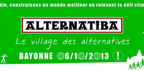 Alterternatiba - Le village des alternative