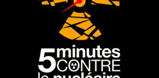 Cinq minutes contre le nucléaire