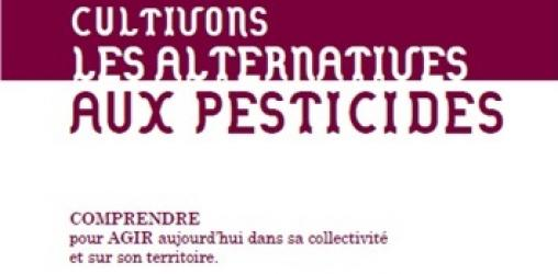 Guide pratique - Cultivons les alternatives aux pesticides - Jacques Caplat