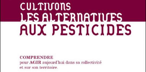 "Guide Cédis ""Cultivons les alternatives aux pesticides"" de Jacques Caplat"