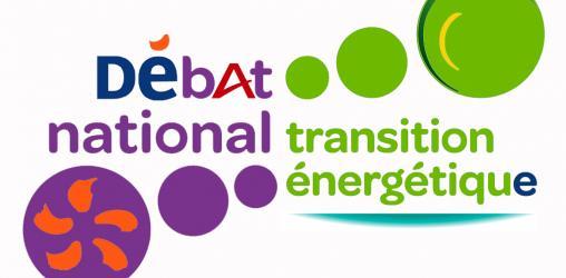 Nouveau logo du débat national sur la transition énergétique ?