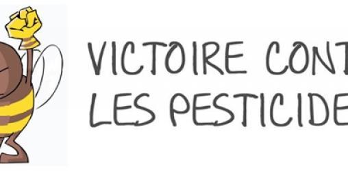 Victoire pesticides