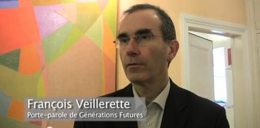 Francois Veillerette - Porte parole de Générations Futures