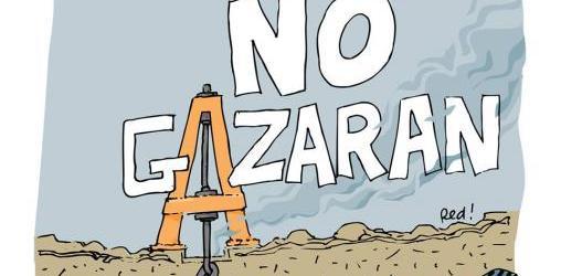 Gaz et huiles de schiste - NO GAZARAN