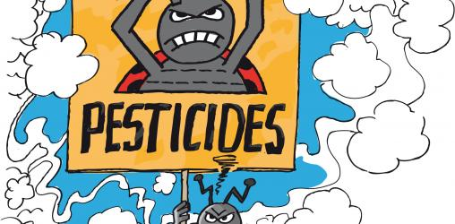 Marre des pesticides !