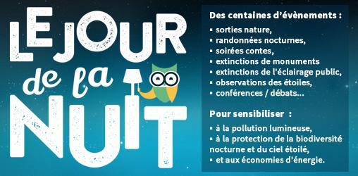 Jour de la Nuit : 500 extinctions et animations avant la COP21