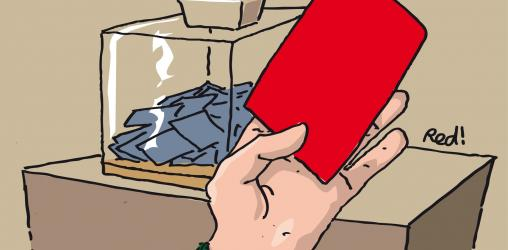 Ecologie et présidentielle : Carton rouge adressé au candidat-sortant