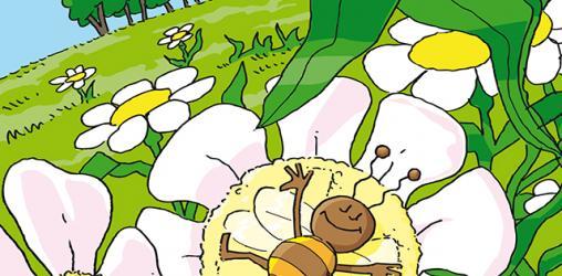 #BeeHappy
