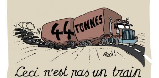 #écotaxe : Ségolène Royal… « poids lourd » du gouvernement ?
