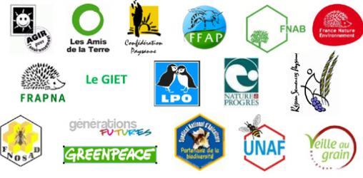 Partenaires Pétition : Pour une protection face au lobby des OGM