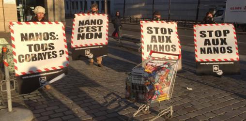 200 produits susceptibles de contenir des nanoparticules remis au gouvernement