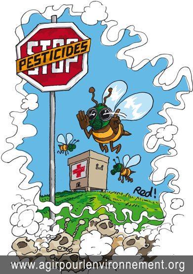 Stop aux Pesticides !