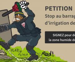 PÉTITION - Stop au barrage d'irrigation de Sivens !