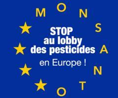 Stop au lobby des pesticides en Europe !