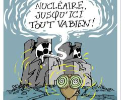 Nucléaire... Jusqu'ici tout vas bien.