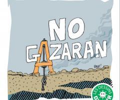 Gaz et huiles de schiste, nucléaire, agrocarburants... NON MERCI !!!