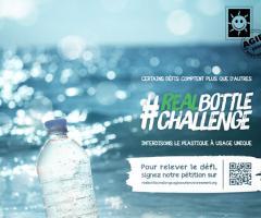 PÉTITION - Interdisons le plastique à usage unique ! Après le #bottlecapchalleng