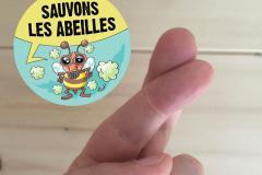 Sauvons les abeilles, croisons les doigts !