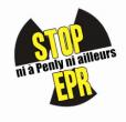 Logo du collectif Stop-EPR - Ni à Penly, Ni ailleurs