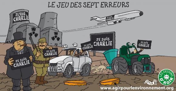 Soirée spéciale Charlie à Paris - Projection du film : L'an 01