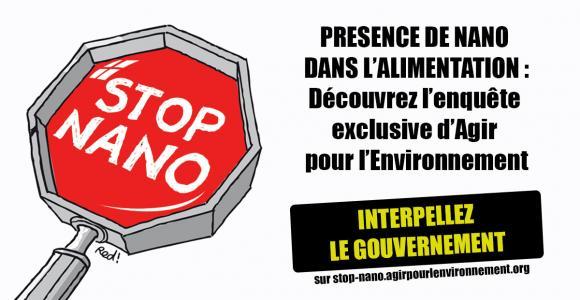 [PETITION] Stop aux nanoparticules dans les produits de consommations !