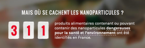 MAIS OÙ SE CACHENT LES NANOPARTICULES ?